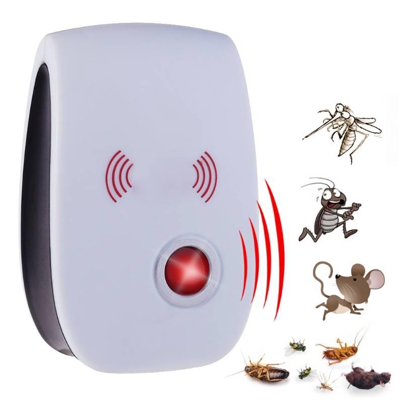 Как выбрать ультразвуковой отпугиватель комаров