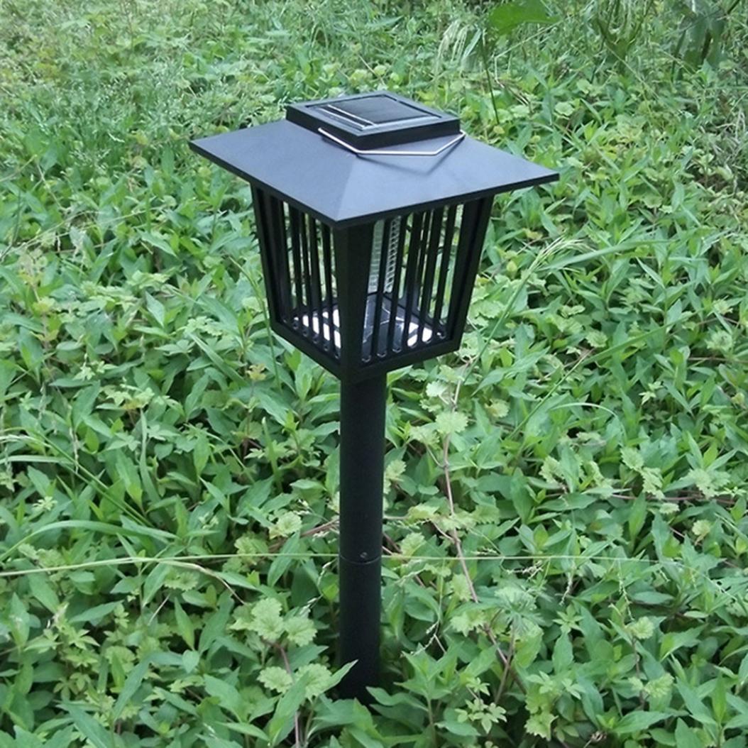 Эффективные ловушки комаров