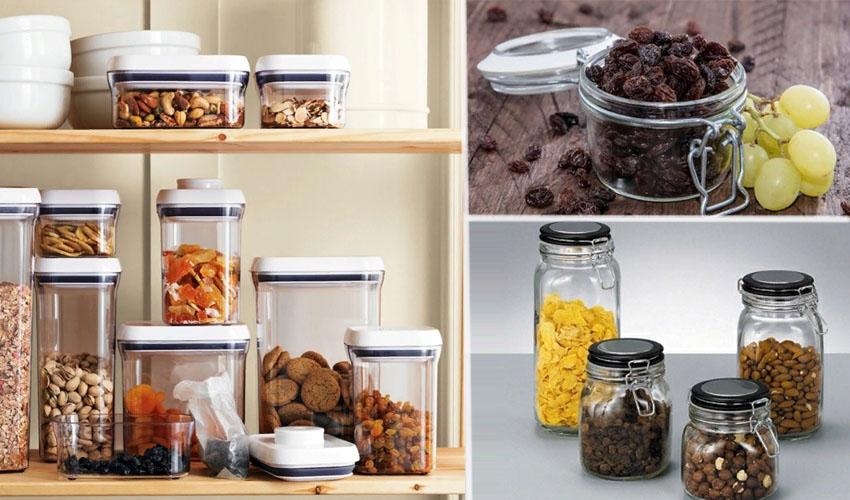 Как хранить сухофрукты в домашних условиях, чтобы не заводились жучки