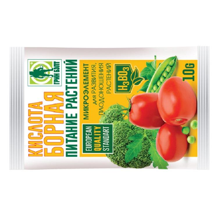 Борная кислота применение в огороде: для томатов, для огурцов, для клубники, отзывы, для завязи, обработка растений