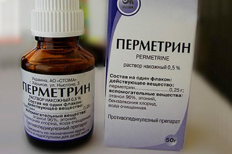 Медифокс – препарат для лечения педикулеза и чесотки