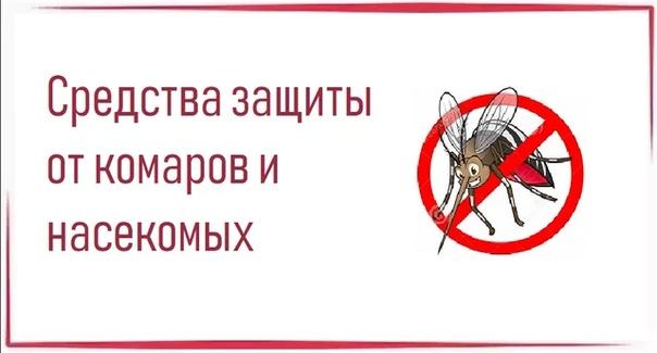 Какие существуют средства от комаров и их укусов?