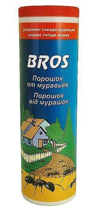 Купить bros (брос), 500 г порошок от муравьев