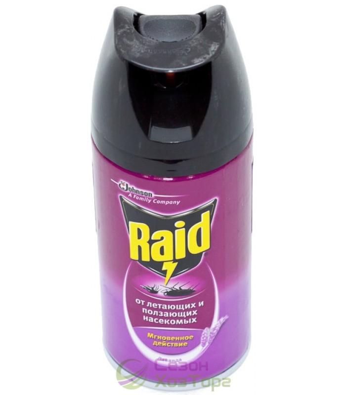 Использование средства от блох raid