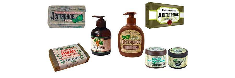 Дегтярное и хозяйственное мыло в лечении от вшей и гнид