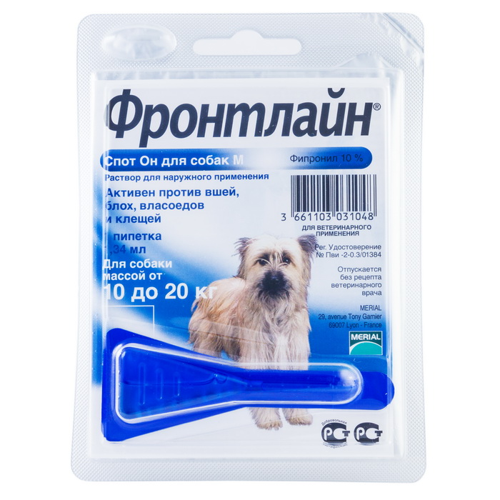 Фронтлайн для собак: состав, инструкция, как применять, противопоказания фронтлайн для собак: состав, инструкция, как применять, противопоказания
