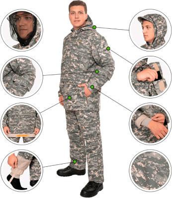 Как выбрать одежду для защиты от клещей, важные моменты: материал, цвет и застежки
