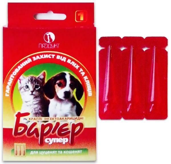 Барс капли от блох и клещей для кошек: инструкция по применению, противопоказания и побочные эффекты, аналоги, отзывы