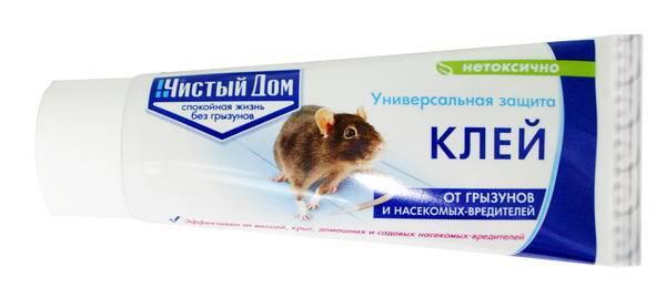 Профессиональные средства от крыс
