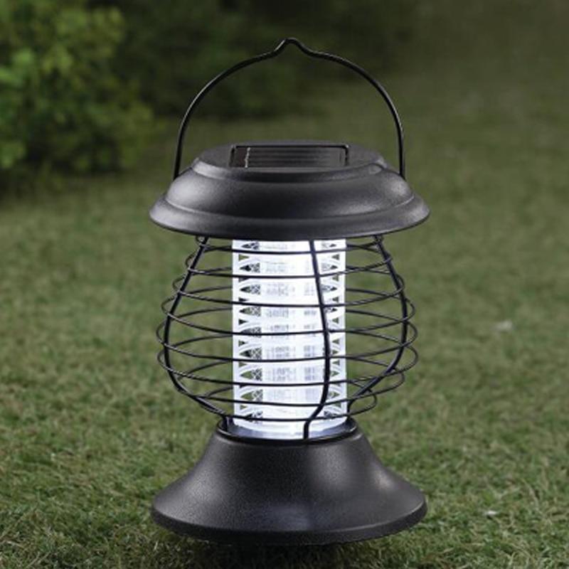 Уличные лампы от комаров