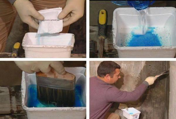 Медный купорос против грибка и плесени на стенах: инструкция по применению, свойства, преимущества
