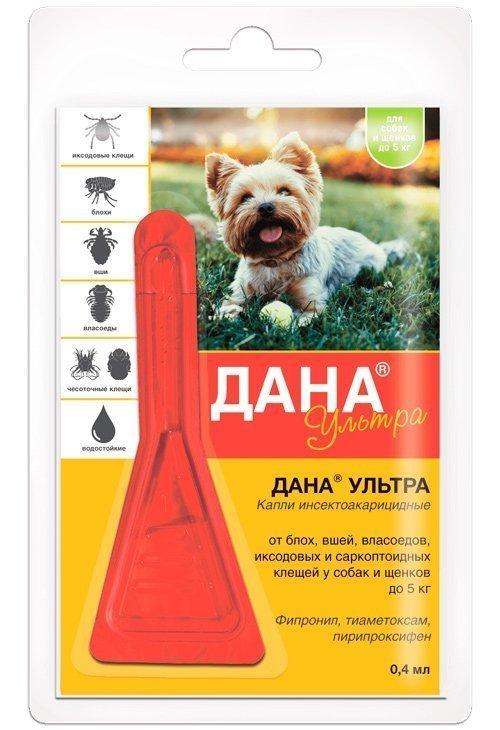 Средства от блох для собак: список препаратов, показания к применению, методы профилактики