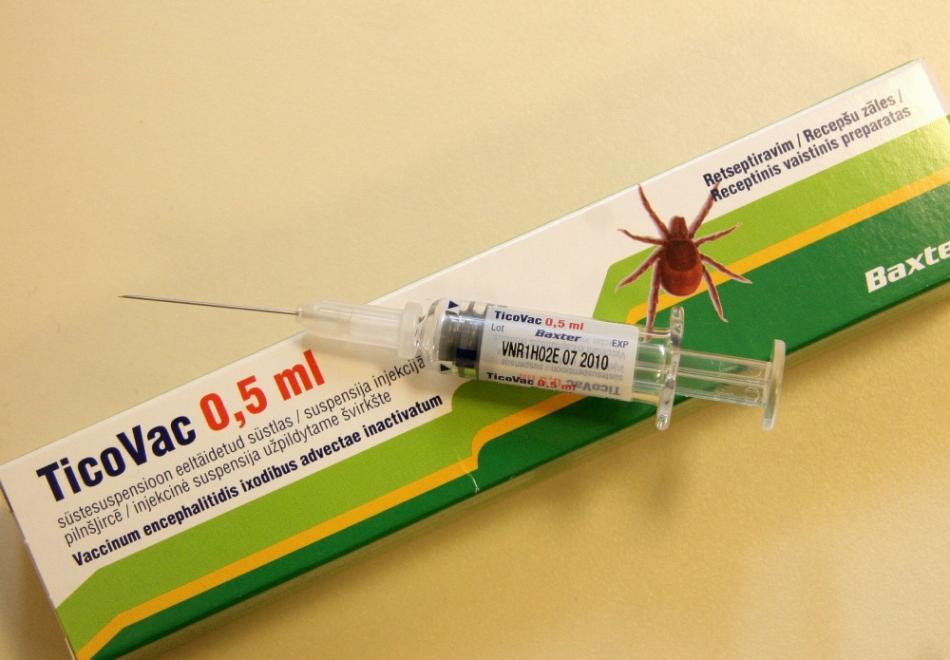 Прививка против клещевого энцефалита детям: за и против