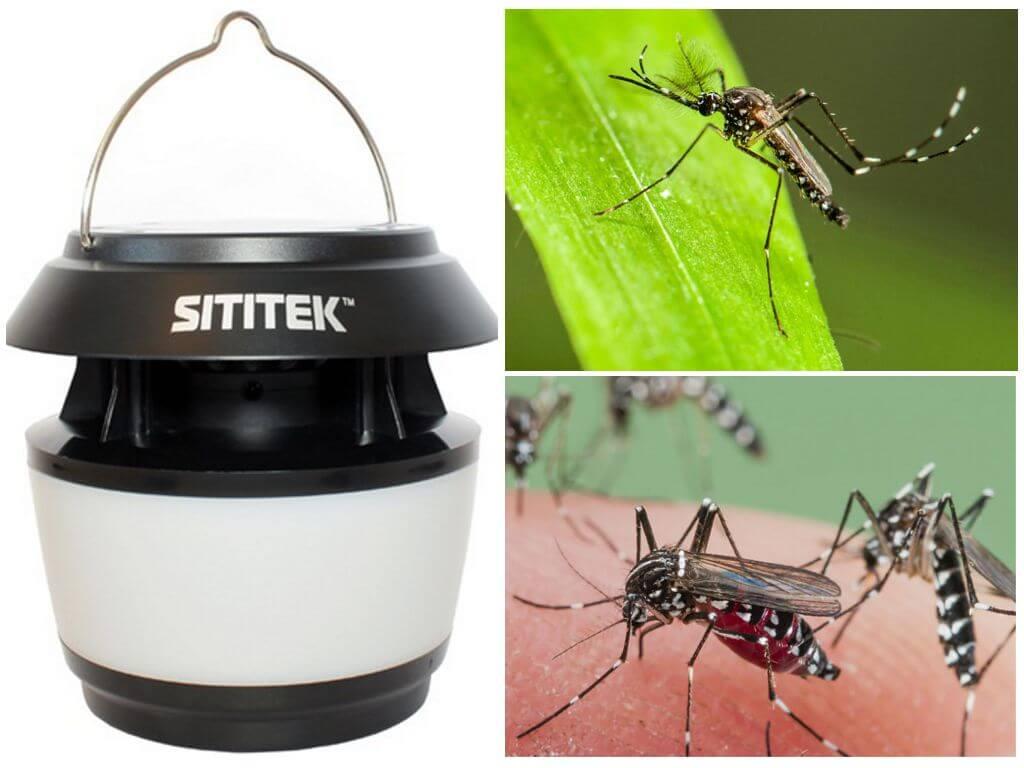 Уничтожитель комаров sititek садовый-м – отзывы и обзор
