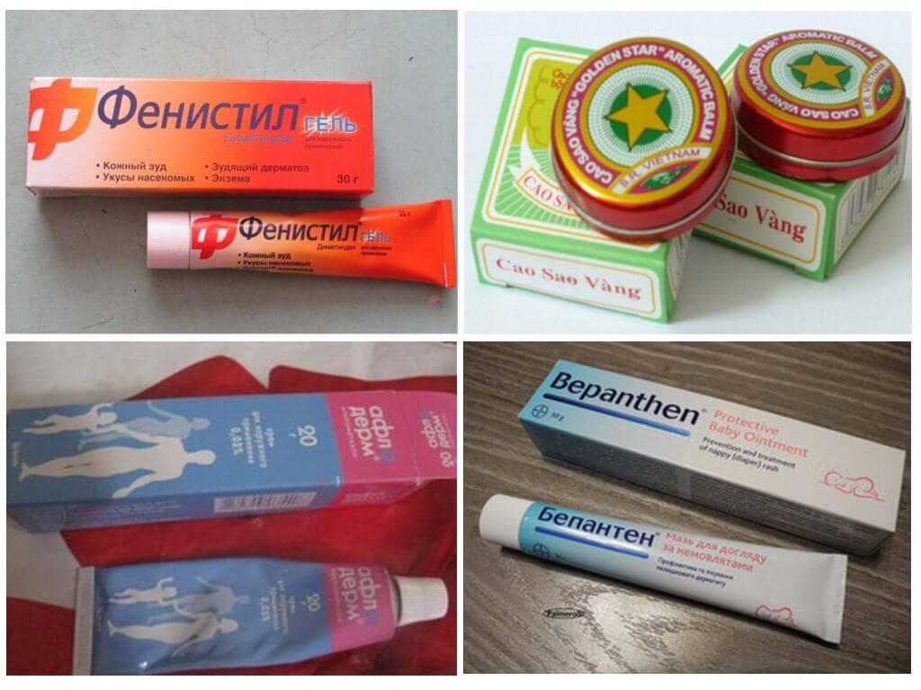 Ключевые методики лечения укусов клопов
