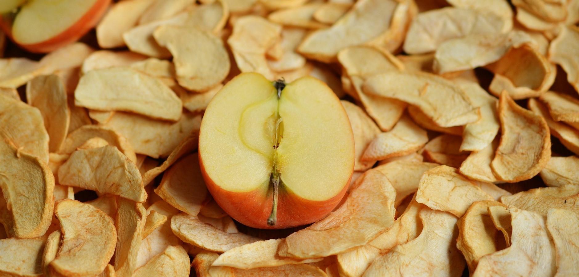 Что делать, если в сушеных яблоках завелась моль