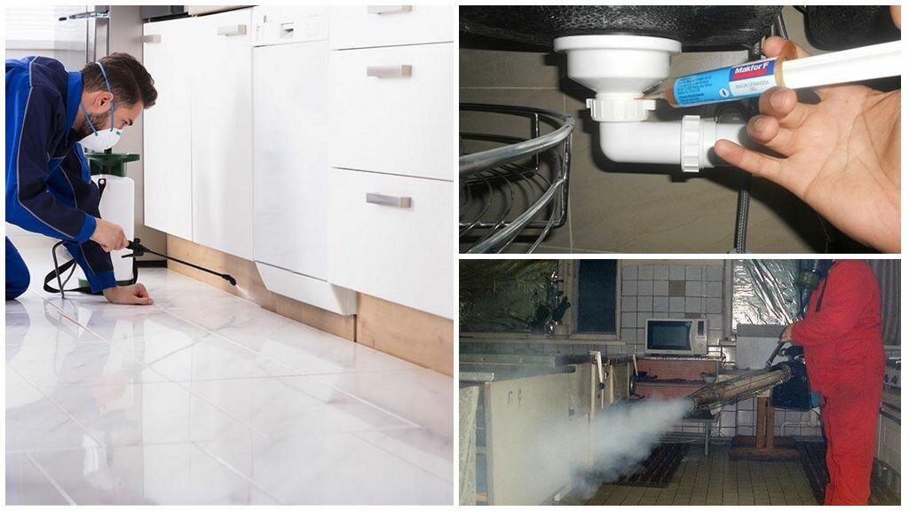 Дезинфекция помещения - как и чем обрабатывать квартиру в период распространения
