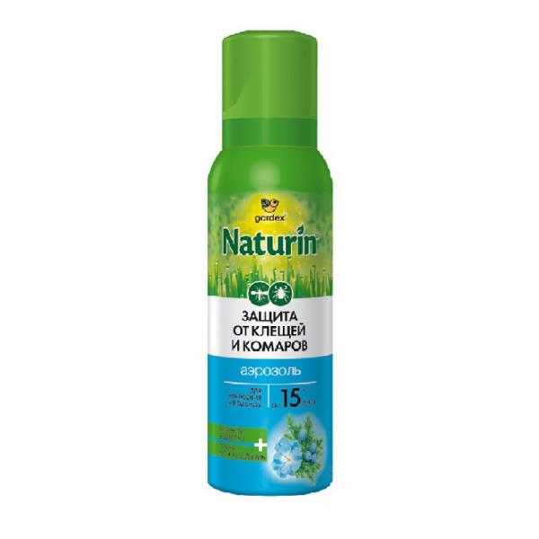 Купить gardex naturin (для детей), 75 мл спрей от комаров