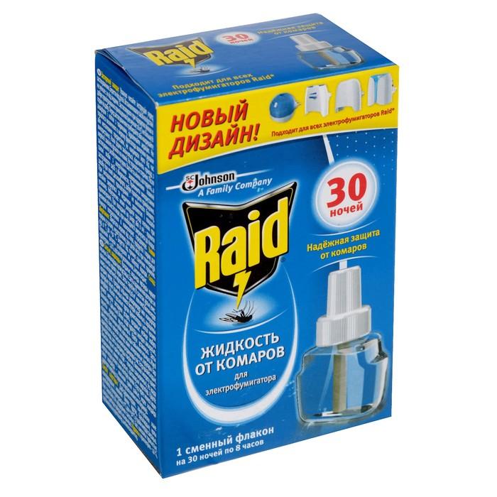 Виды средств рейд от комаров и действующие инсектициды в их составе