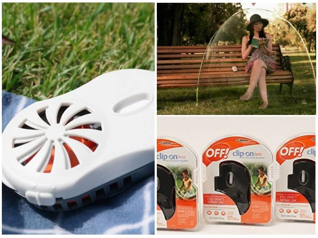 Защита от комаров на открытом воздухе - обзор отпугивателей, уничтожителей и ловушек