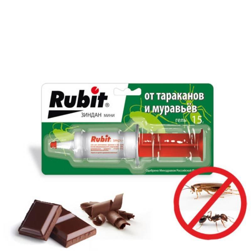 Средство рубит от тараканов: описание и способ применения