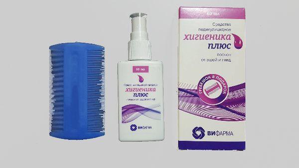 Шампунь от вшей и гнид «хигия»: отзывы. «хигия»: инструкция, цена