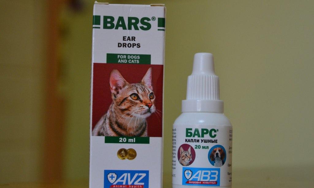 Какие капли от ушного клеща для кошек наиболее эффективные? барс, амитразин плюс и другие - твой питомец