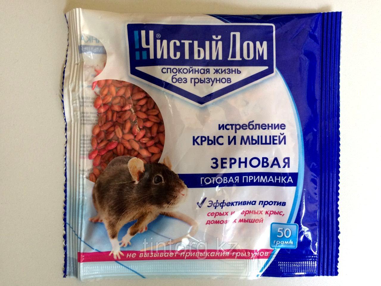 Эффективная отрава для мышей: названия препаратов и изготовление в домашних условиях