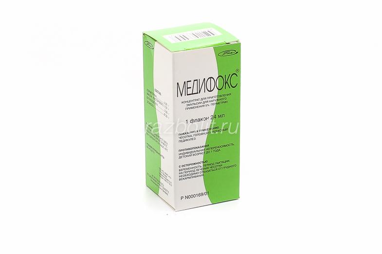 Гель медифокс — средство для борьбы с педикулезом (вшами)