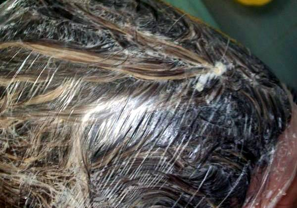 Могут ли быть вши на окрашенных волосах