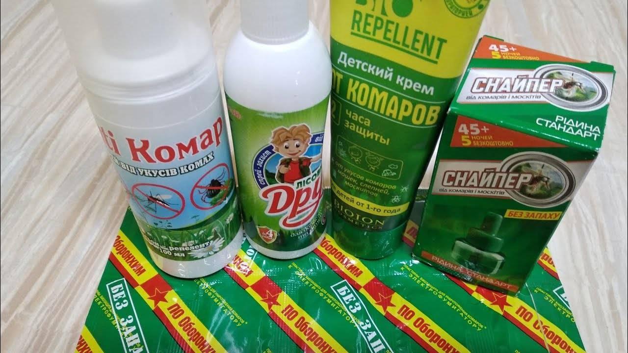 Средство от комаров в домашних условиях - эффективные рецепты: уксус, шампунь и другие