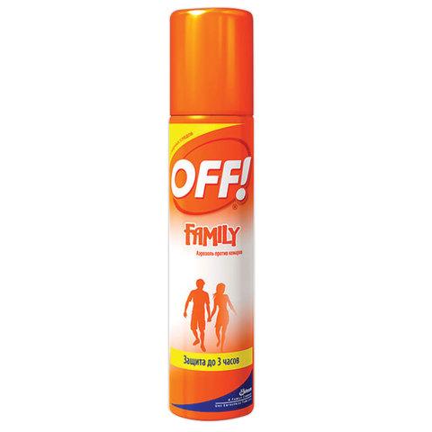 Средства ОФФ от комаров