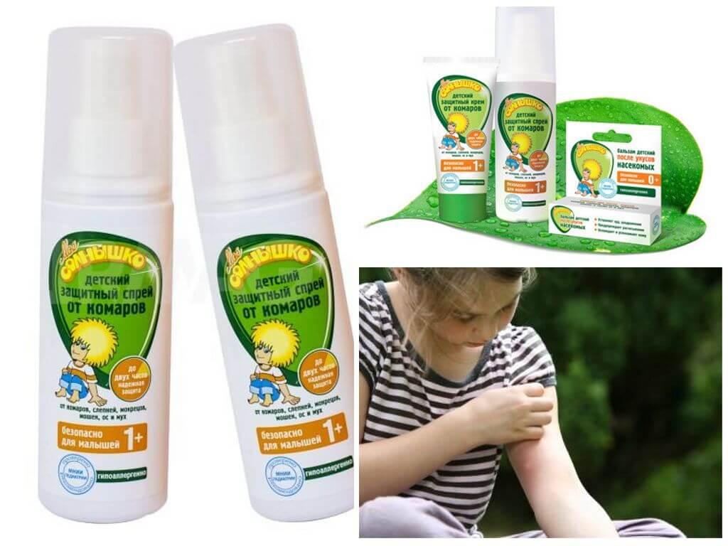 Спрей моё солнышко от комаров в г.  санкт-петербург, купить по акционной цене , отзывы и обзоры.
