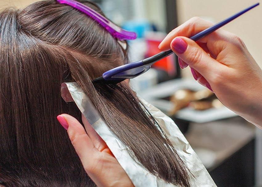Убивает ли краска для волос вшей и гнид: нестандартное лечение педикулеза