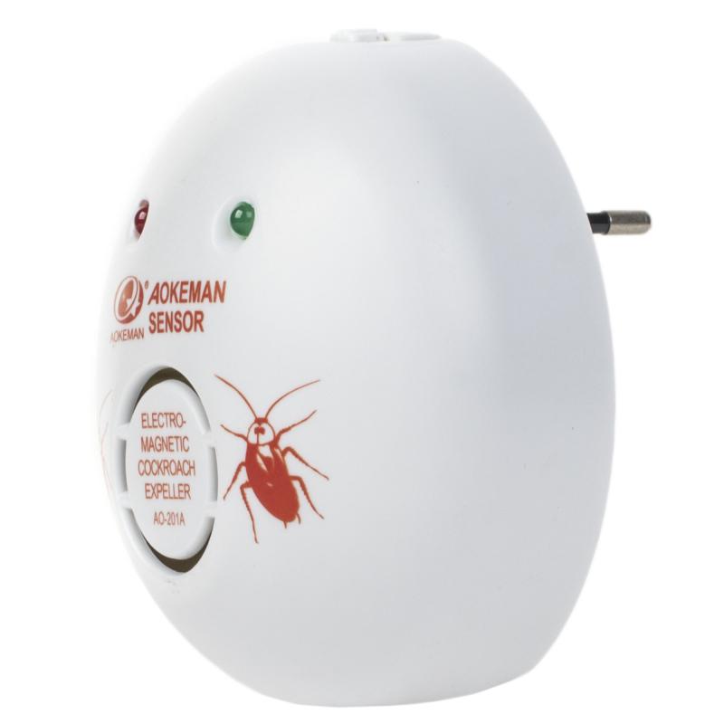 Ультразвуковые отпугиватели тараканов: выбор и изготовление своими руками