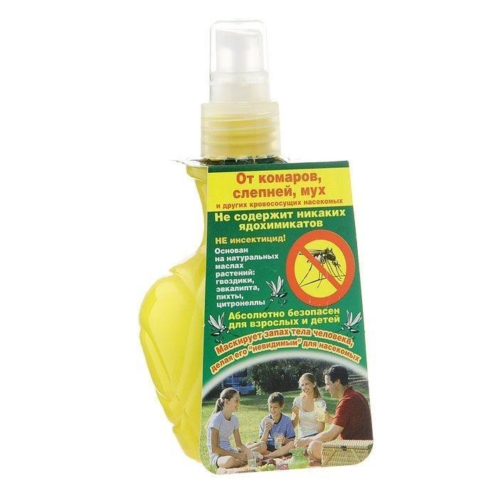 Какой запах отпугивает мух и комаров