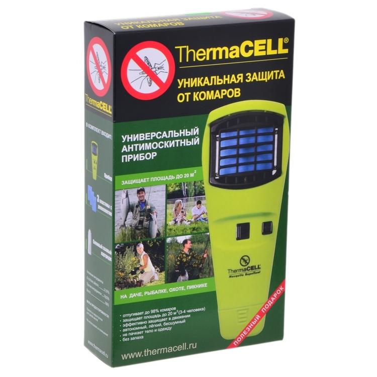 Отпугиватели thermacell от комаров