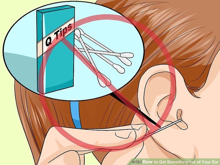 Что делать если таракан заполз в ухо?