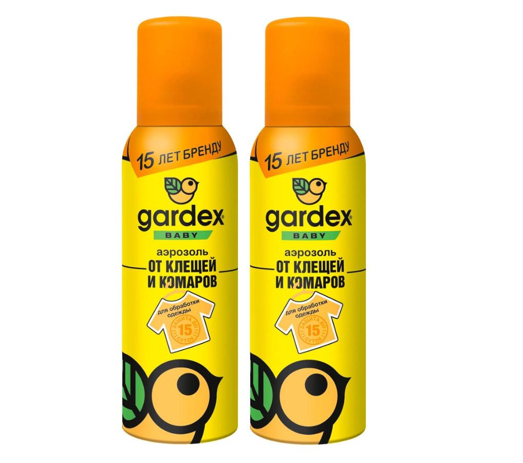 Gardex (гардекс) baby спрей от комаров с календулой и ромашкой (для детей), 100 мл