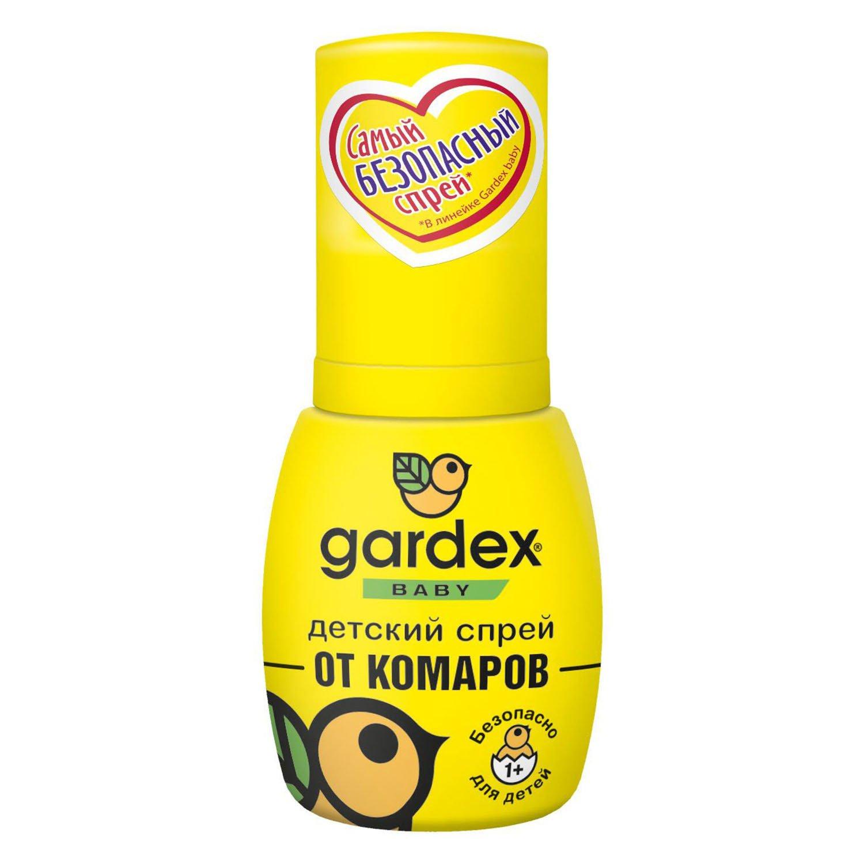 Обзор линий средств gardex от комаров (и не только)