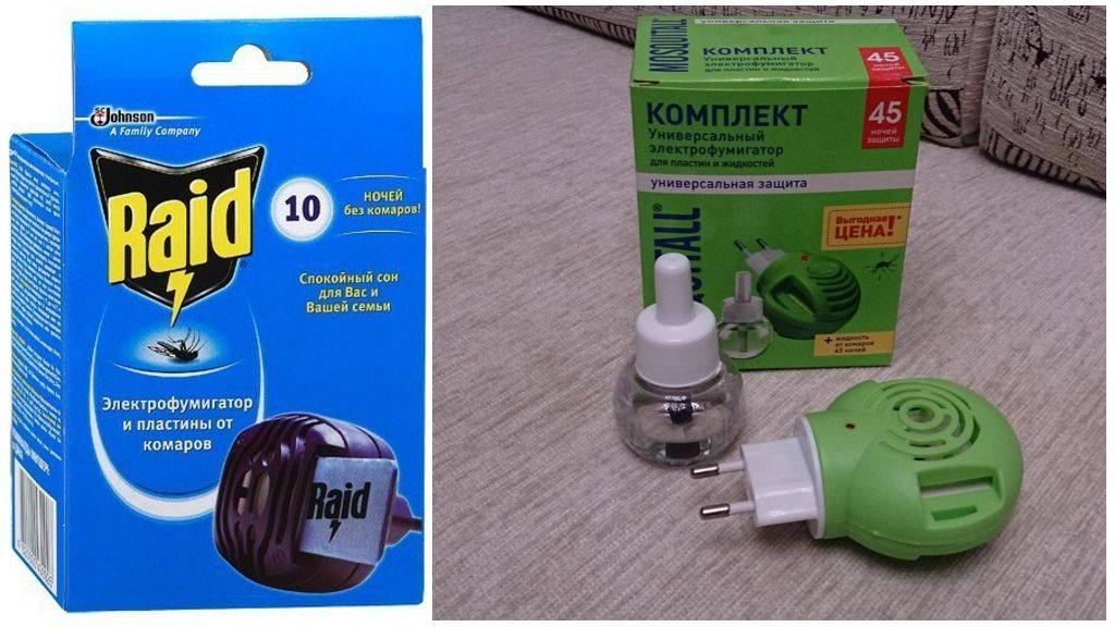 Фумигаторы от мух и комаров в розетку. виды фумигаторов от мух и другие устройства включающиеся в розетку.