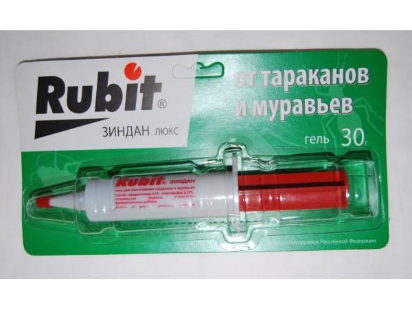 Rubit от тараканов: описание, отзывы и инструкция по применению