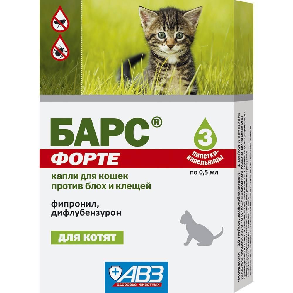 4 с хвостиком капли на холку для кошек - отзывы и инструкция