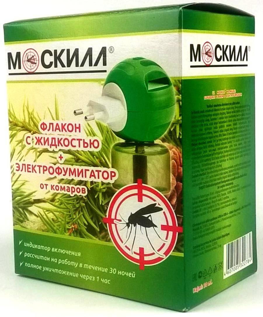 Средство от комаров в домашних условиях, профессиональное, или народное?