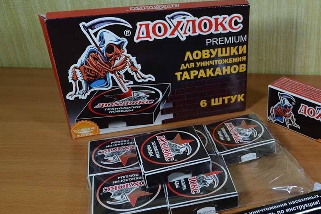 Дохлокс гель от тараканов: инструкция по применению, отзывы