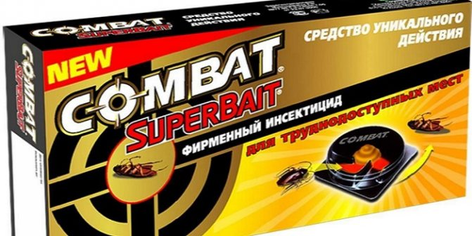 Средства combat (комбат): ловушки, гели и спреи-аэрозоли от тараканов и других насекомых