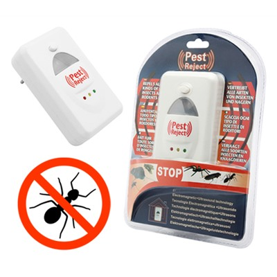 Пест реджект - ультразвуковой отпугиватель грызунов и насекомых: отзывы, где купить, инструкция, как работает