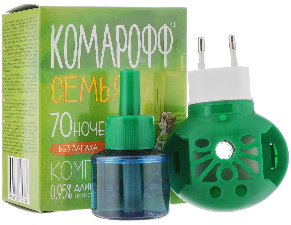 Как действует фумигатор от комаров в розетку: жидкость и пластины(таблетки)