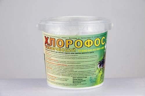 Применение средства хлорофос в борьбе с надоедливыми клопами. инструкция по применению, как правильно обрабатывать помещение раствором, правила безопасности