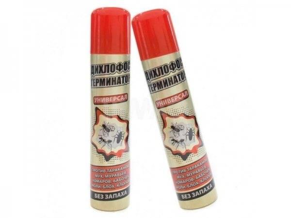 Дихлофосы от тараканов без запаха: описание средств, инструкция по применению и отзывы